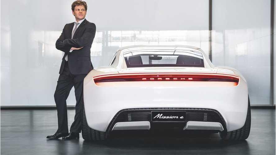 EV Boss Says Taycan Is A True Porsche Inside & Out