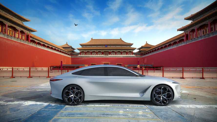 Infiniti's New Electrified Platform Influenced By Q Inspiration Concept