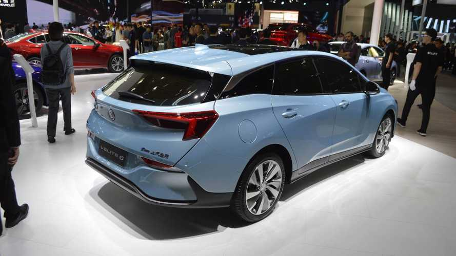 Buick Debuts Velite 6 In China - PHEV Launching This Year, BEV Later On