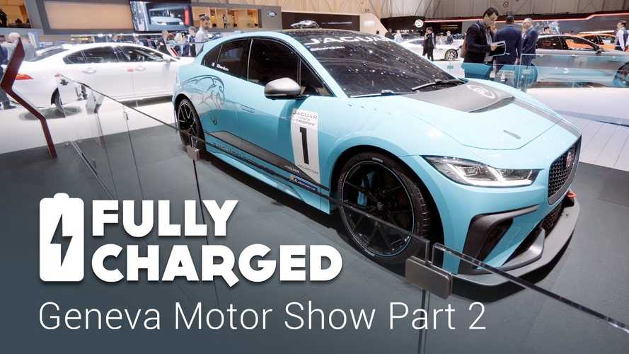 Fully Charged Takes Us Back To 2018 Geneva Motor Show – Part 2