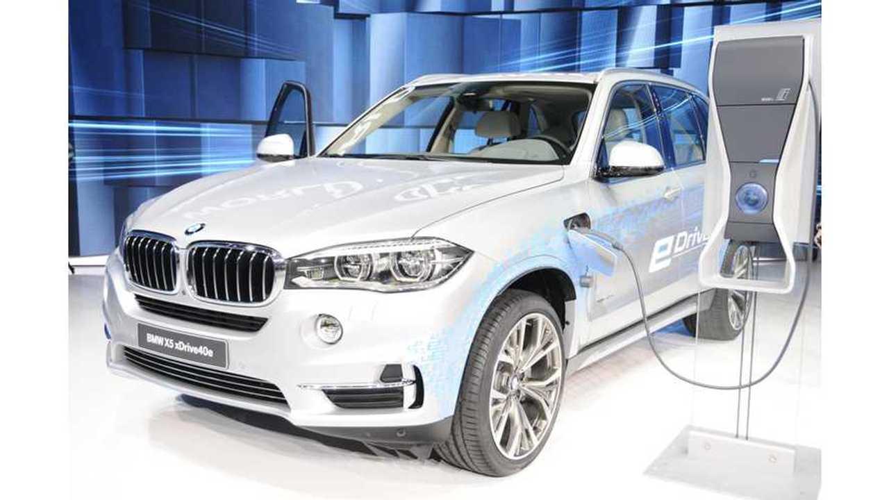 BMW X5 xDrive40e Review