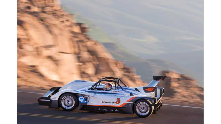 EVs Won 2015 Pikes Peak International Hill Climb With New Record (UNOFFICIAL)