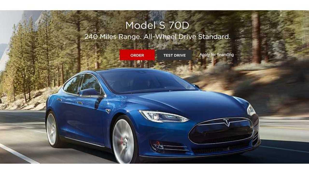 Bjorn Reviews Tesla Model S 70D - Road Trip Video