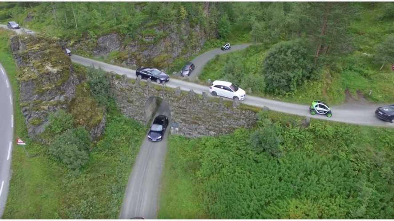 Norway... EVs everywhere