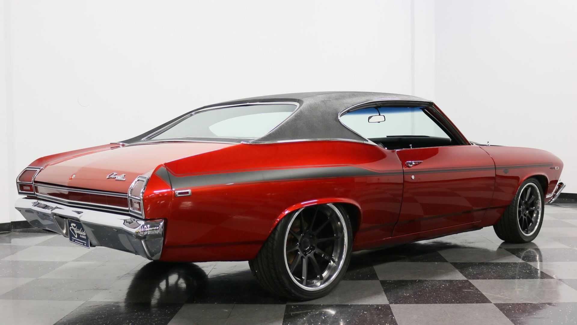 "[""1969 Chevrolet Chevelle 454 Restomod""]"