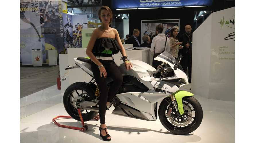 Energica EGO Coming To US Tomorrow For
