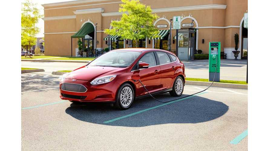 Detroit Free Press - Ford quietly rolls out Focus Electric