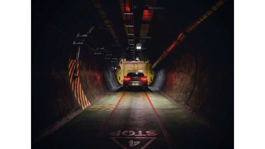 Jaguar Proves I-Pace Range With Channel Tunnel Drive