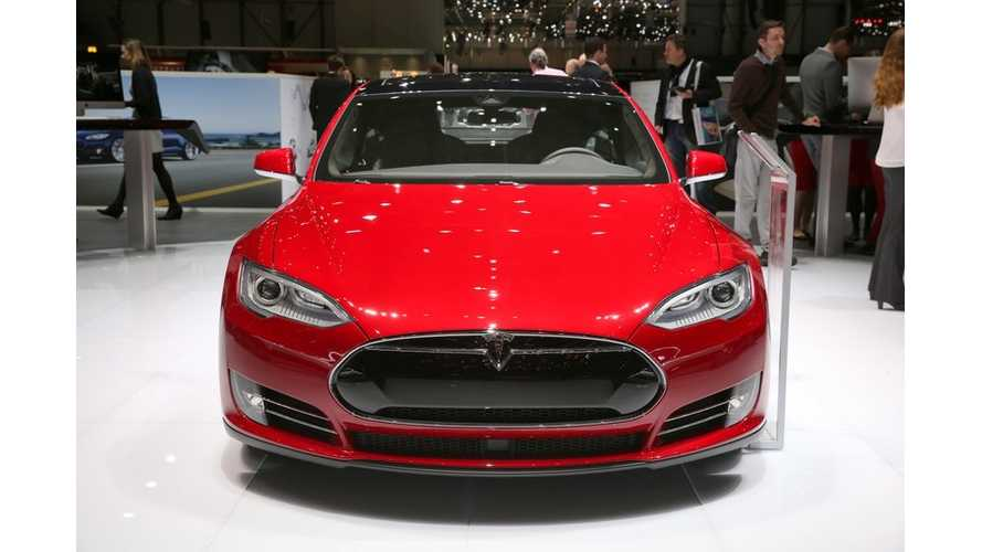 Tesla New Stock Sale Brings In $738 Million