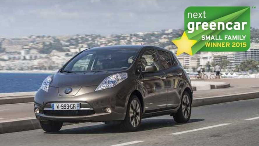 Next Green Car Announces 2015 Award Winners