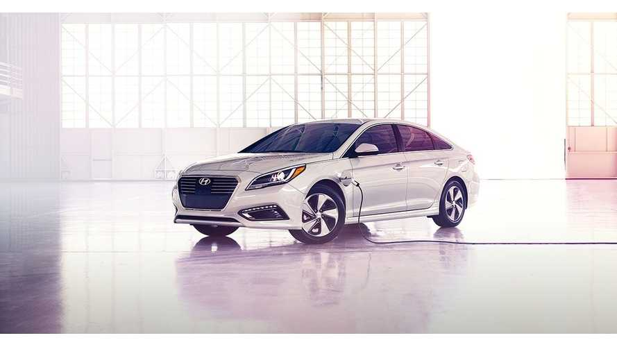 Hyundai Sonata Plug-in Hybrid Ad Focus On Cure For Range Anxiety