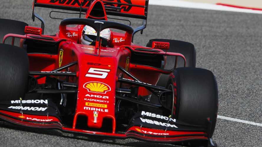 F1, Vettel invoca la fortuna per il GP della Cina