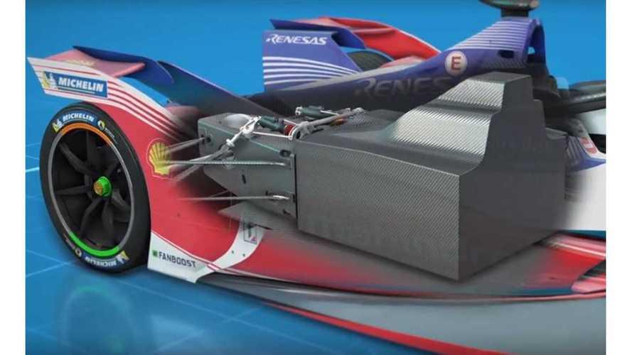 Mahindra Blueprints Video: Under The Skin Of Formula E M5 Electro