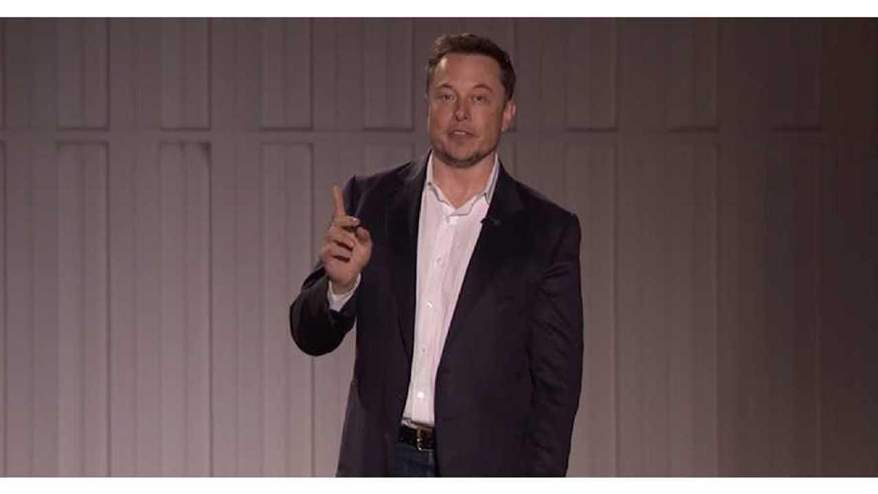 UPDATE: Elon Musk Assumes New Role Of