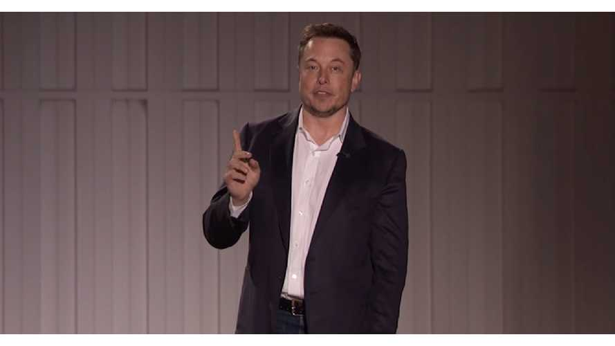 UPDATE: Elon Musk Assumes New Role Of