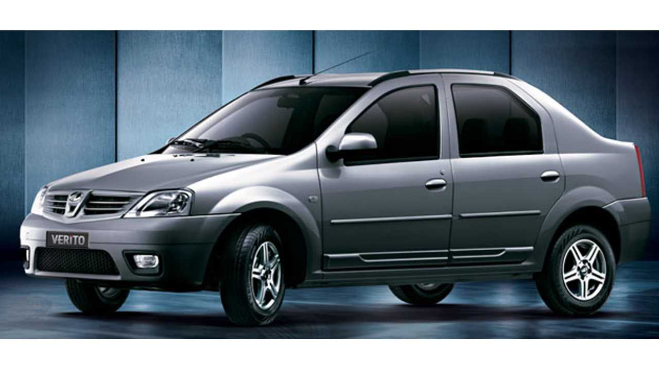 Mahindra To Launch Electric Verito In 2015