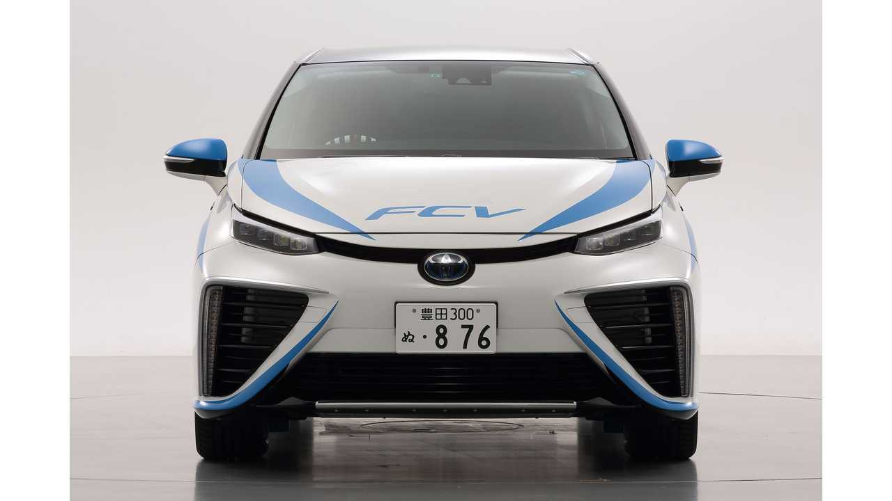 Fuel Cell Cars To Become Economically Viable By 2025, But EVs Are Viable Today