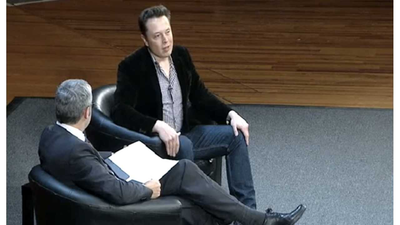 Musk at MIT: Tesla Gigafactories, Superchargers, Zombie Apocalypses (and wuuuut? w/video)