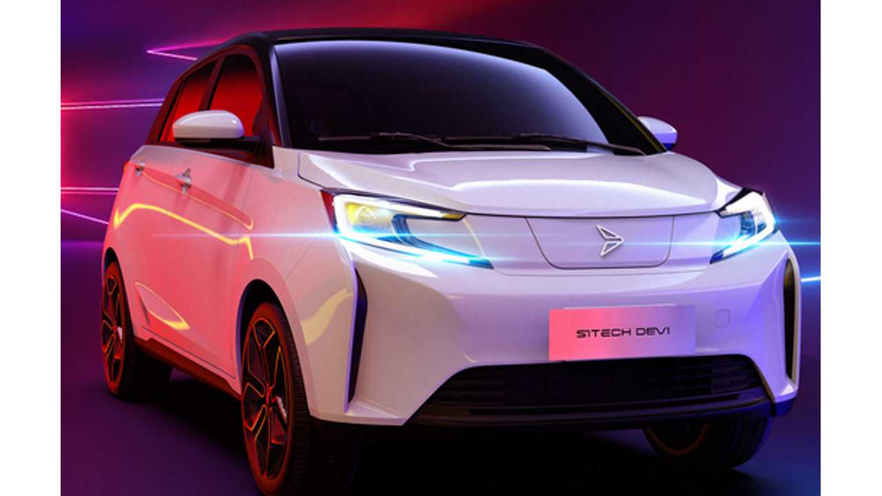 FAW-Sitech Dev1 Electric Crossover Production Tops 4,000