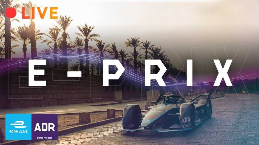 FULL RACE VIDEO: Formula E Season Opener Was Frantic, Full Of Action