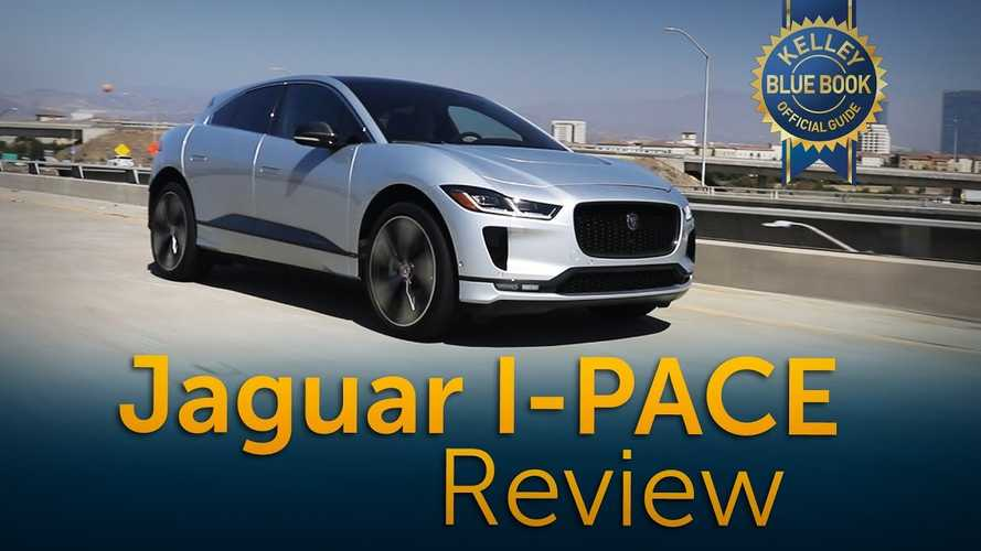 Jaguar I-PACE Tested By Kelley Blue Book: Video