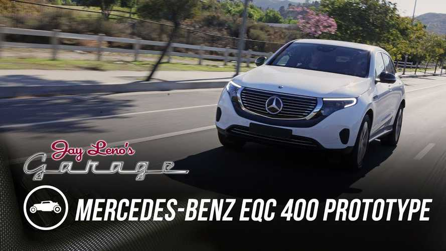 Jay Leno Drives Mercedes-Benz EQC Electric SUV: Video