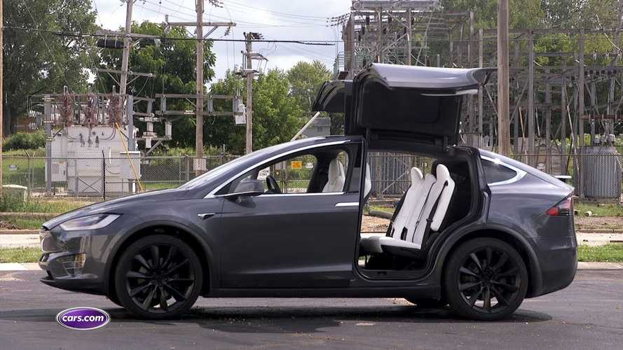 Cars.com Spends A Week With A Tesla Model X