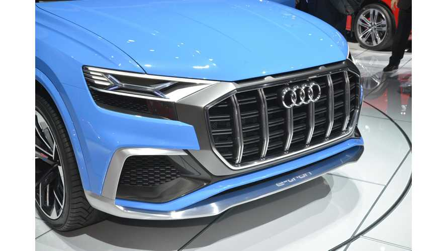 Audi of America President Says In 10 Years' Time, Up To 40 Automotive Brands Will Sell Only Battery Electric Vehicles