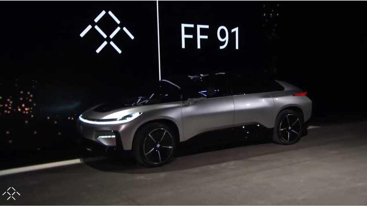 Faraday Future Hit With $1.8 Million Lawsuit