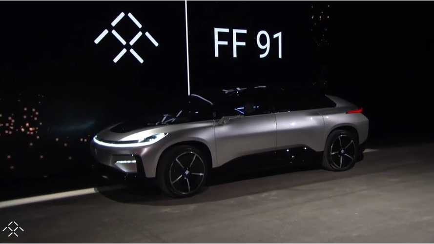 Faraday Future Hit With $1.8 Million Lawsuit