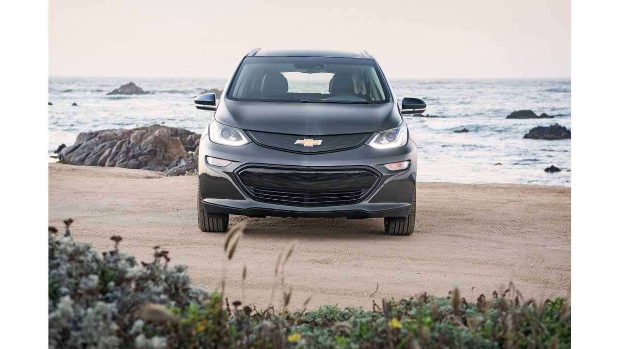Chevrolet Bolt Requires Almost No Maintenance For First 150,000 Miles