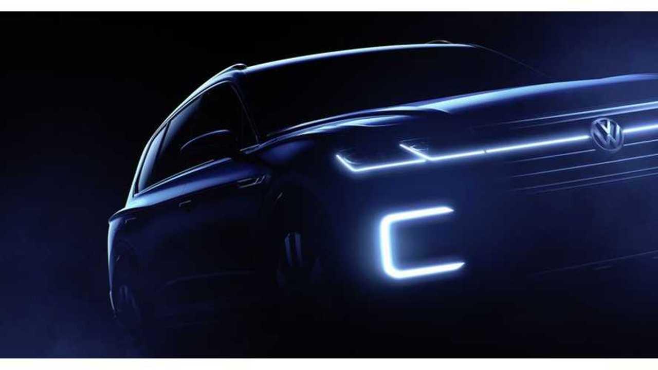 More Details On Volkswagen's First Long-Range Electric Car