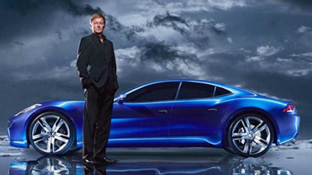 Henrik Fisker Seeks To Bring Back Classic Car Emotions Via EVs - Video
