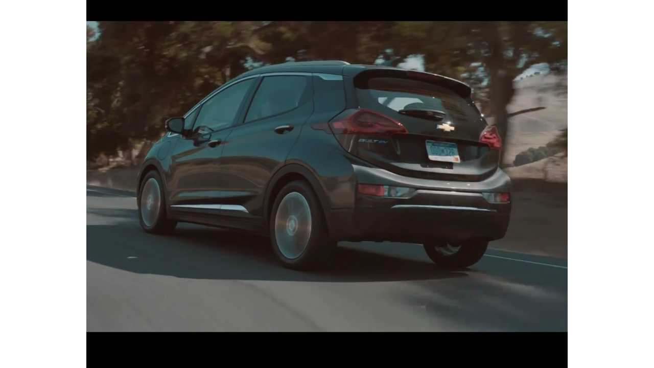 Chevrolet Bolt EV Available To Order Now In Canada, Arrives In A Few Weeks - Nationally By Year's End