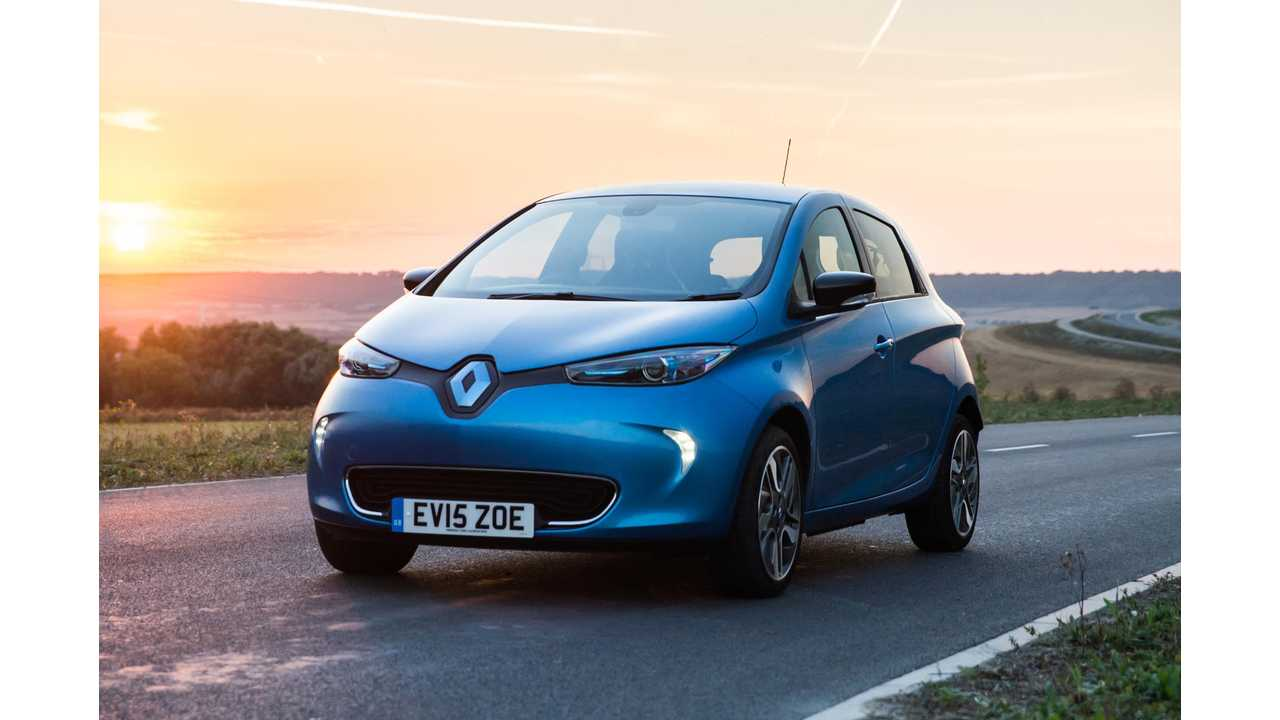 Renault Puts Gilles Normand In Charge Of Its Electric Vehicle Division