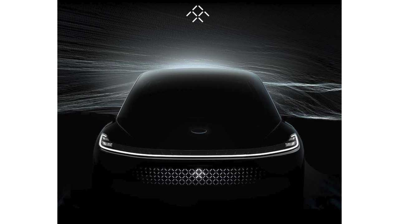 Faraday Future Releases New Teaser Image