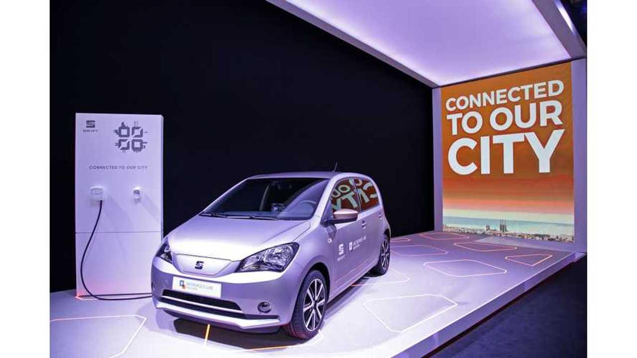 Seat Confirms 2020 Arrival Of Long Range EV Based On Volkswagen Platform