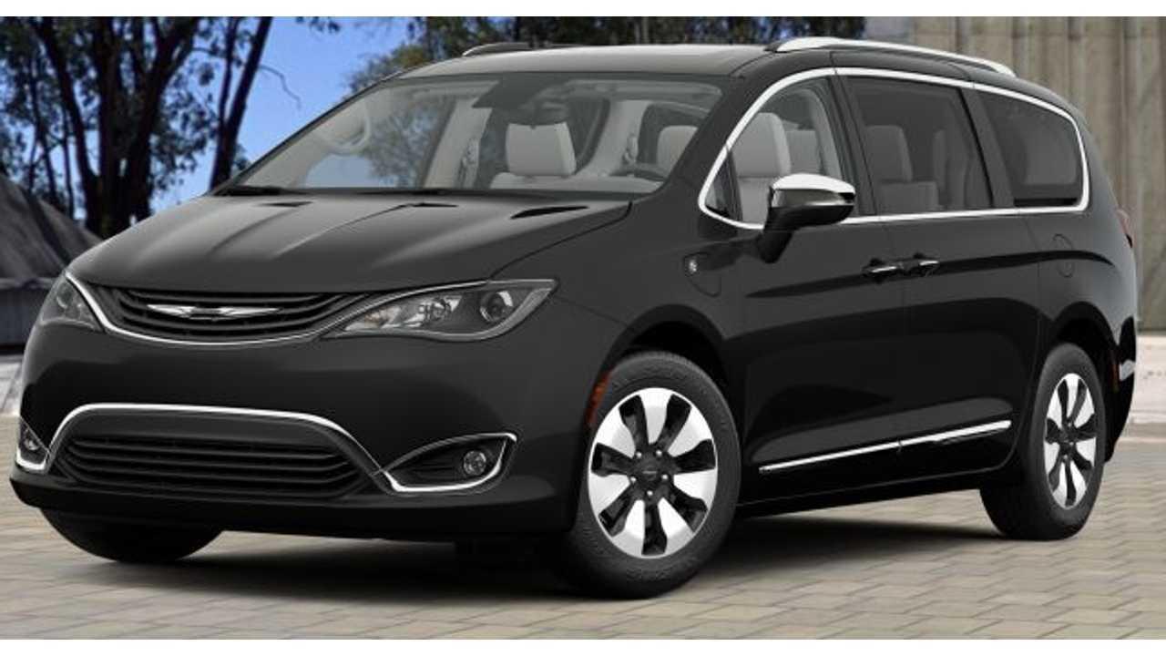 Chrysler Pacific Plug-In Hybrid