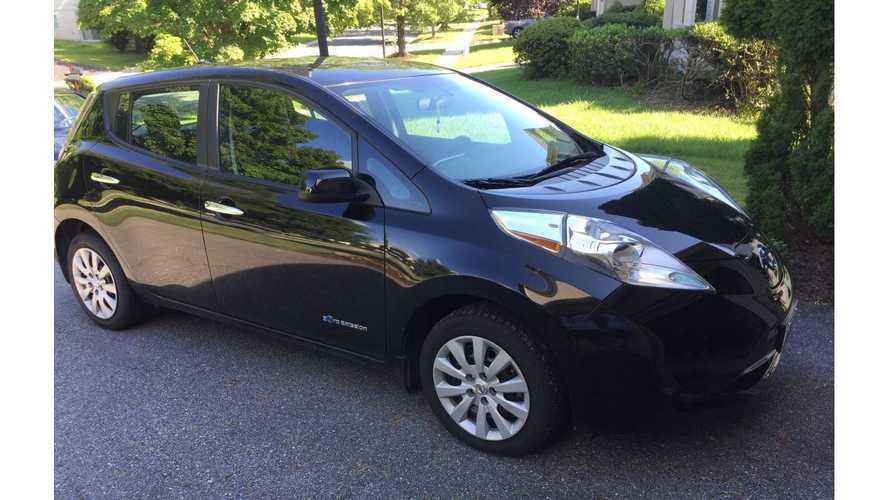 MYEV Deal of The Week: 2015 Nissan LEAF $10,000