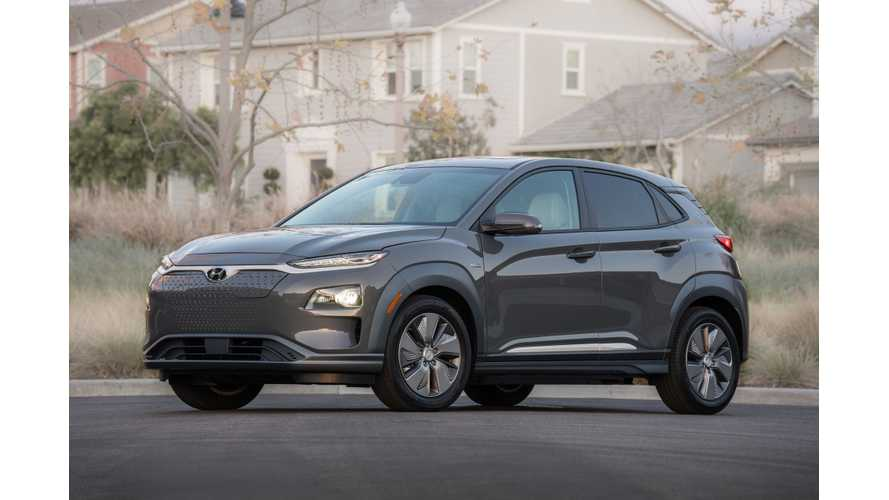 Hyundai Canada Accepting Kona Electric Pre-Orders, California Is Not