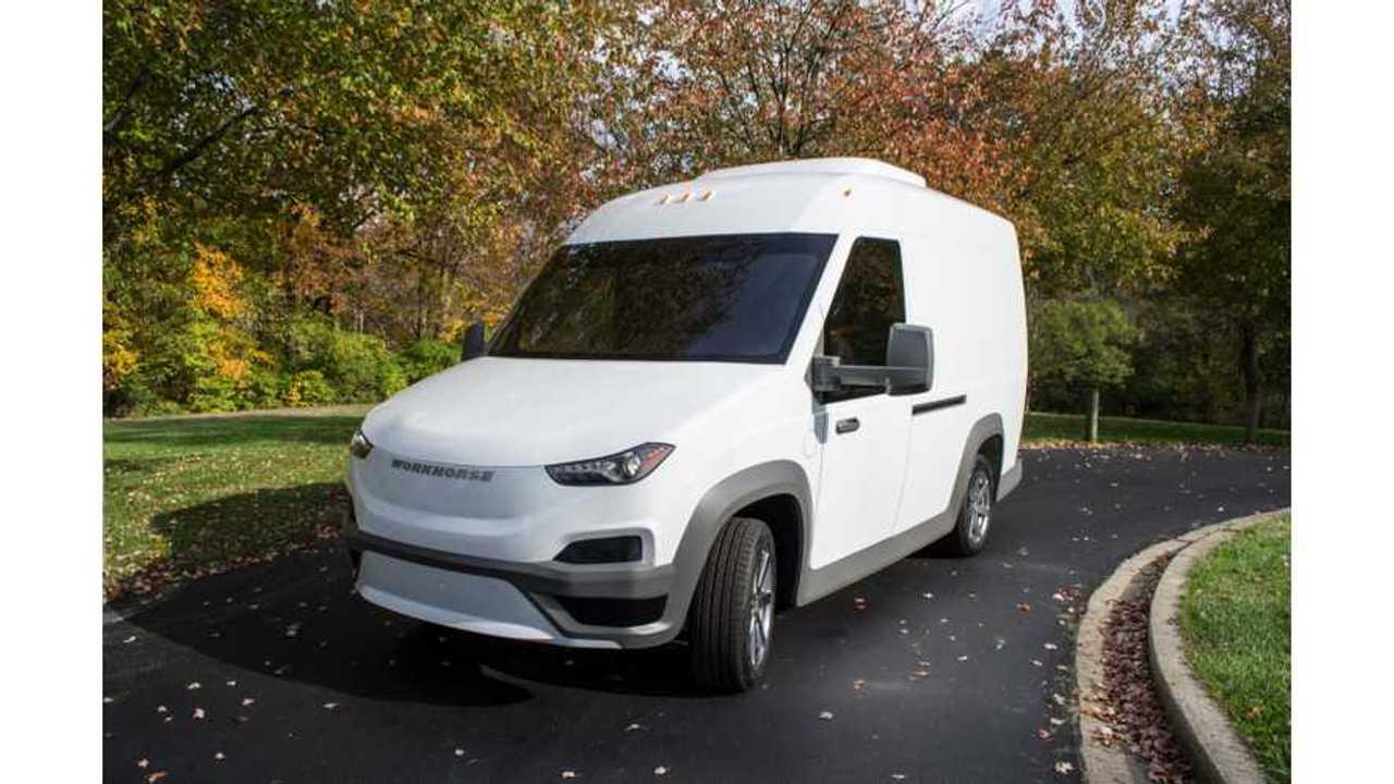 Workhorse Receives $7 Million Order For Plug-In Trucks