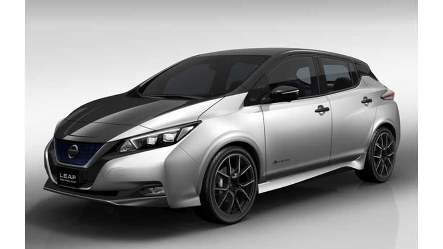 Nissan To Present LEAF Grand Touring Concept At Tokyo Auto Salon