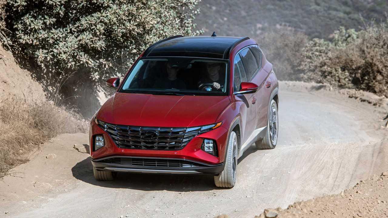 2022 Hyundai Tucson Exterior