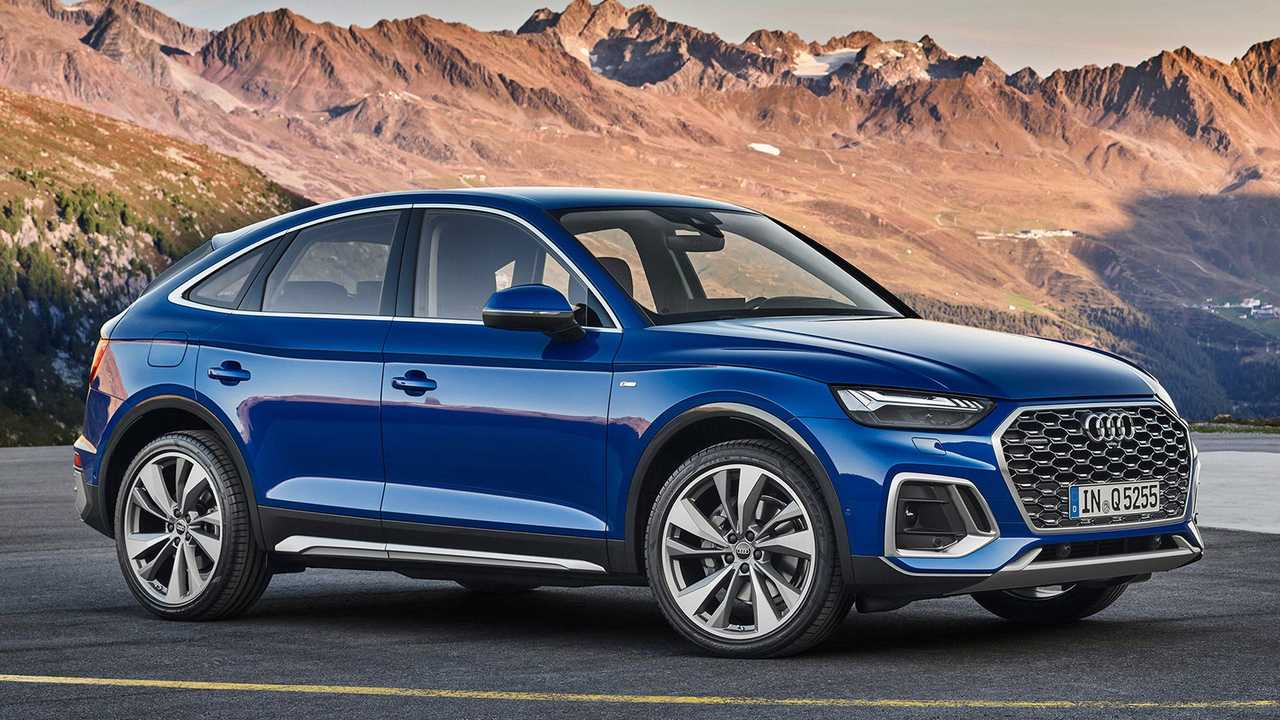 Audi Q5 Sportback (2021): Die Preise beginnen bei 52.200 ...