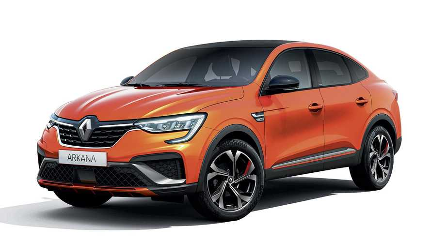 Renault Arkana For Europe Unveiled, Goes On Sale In 2021