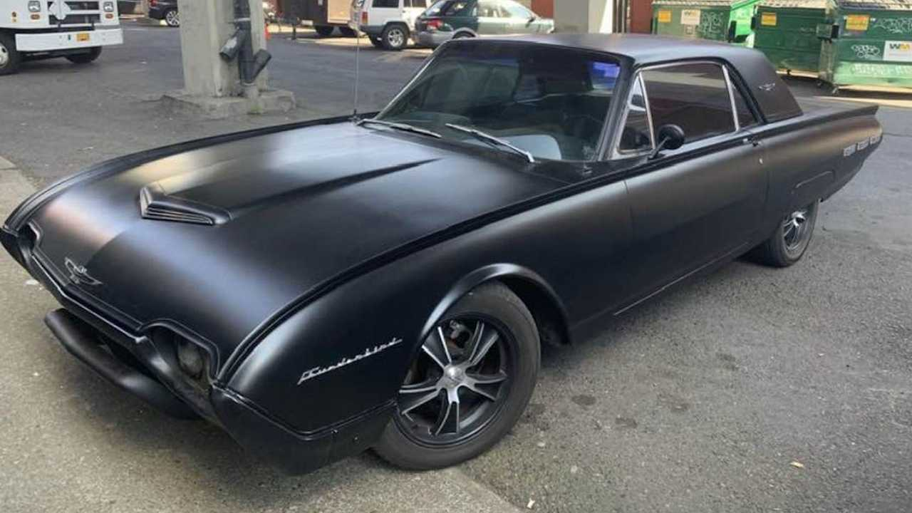 1962 Ford Murderbird (Thunderbird)