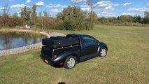 M.C. Rides Beetle Pickup Camper