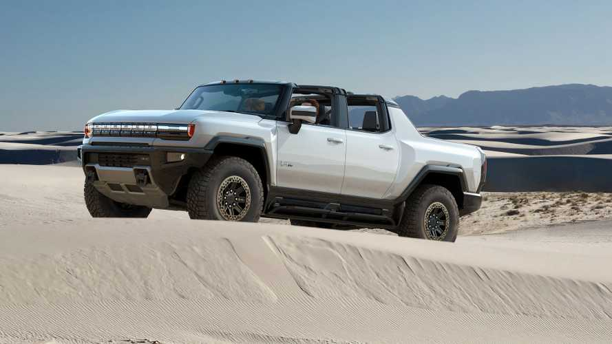 GMC Hummer EV Won't Limit Performance To Preserve Battery Pack