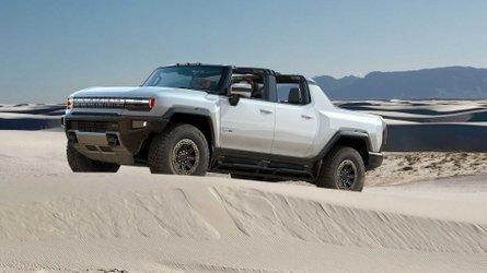 GMC Hummer EV Won't Limit Performance To Preserve Battery Pack