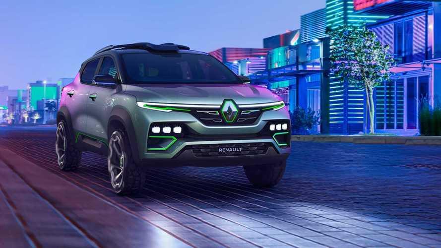 Renault Kiger: el adelanto de un futuro crossover para India